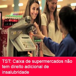 CAIXA DE SUPERMERCADO