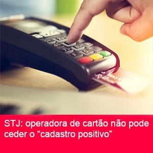 OPERADORA DE CARTÃO