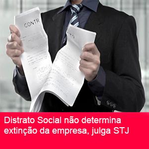 DISTRATO SOCIAL
