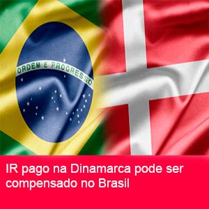 BRASIL E DINAMARCA