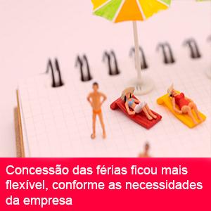 CONCESSÃO DE FÉRIAS