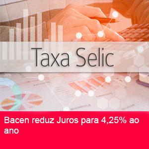 TAXA SELIC1
