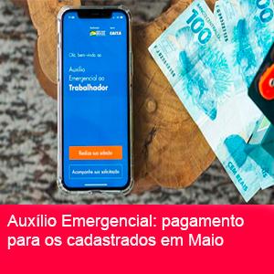 AUXÍLIO EMERGENCIAL4