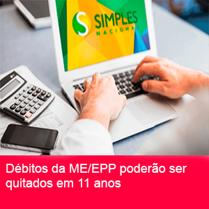 DÉBITOS DO SIMPLES NACIONAL