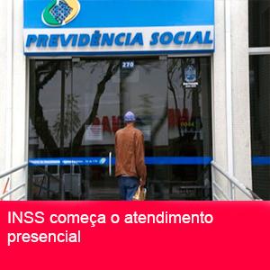 ATENDIMENTO INSS