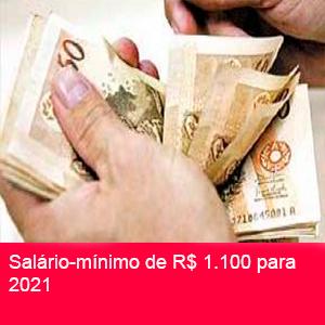 SALÁRIO MÍNIMO1