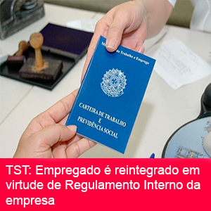 REGISTRO DE EMPREGADO